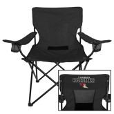 Deluxe Black Captains Chair-Tucson Roadrunners Stacked