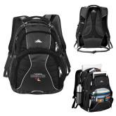 High Sierra Swerve Compu Backpack-Tucson Roadrunners Stacked