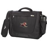 High Sierra Black Upload Business Compu Case-Mascot