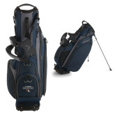 Callaway Hyper Lite 4 Navy Stand Bag-Tucson Roadrunners Stacked