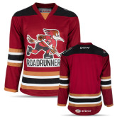 Adult Maroon Authentic Jersey-