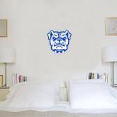 2 ft x 2 ft Fan WallSkinz-Bulldog Head