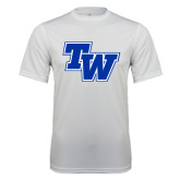 Performance White Tee-TW
