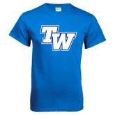 Royal Blue T Shirt-TW
