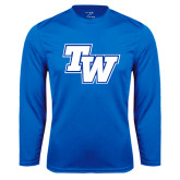 Performance Royal Longsleeve Shirt-TW