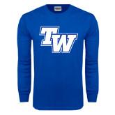 Royal Long Sleeve T Shirt-TW