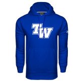 Under Armour Royal Performance Sweats Team Hood-TW