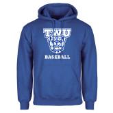 Royal Fleece Hoodie-Baseball