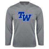 Performance Steel Longsleeve Shirt-TW