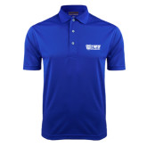 Royal Dry Mesh Polo-TWU Bulldogs Stacked w/ Bulldog