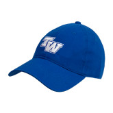 Royal Twill Unstructured Low Profile Hat-TW