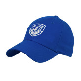 Royal Heavyweight Twill Pro Style Hat-University Crest