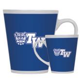 Full Color Latte Mug 12oz-Official Logo