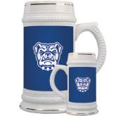Full Color Decorative Ceramic Mug 22oz-Bulldog Head