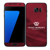 Samsung Galaxy S7 Edge Skin-Institutional Logo