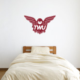 3 ft x 3 ft Fan WallSkinz-Owl TWU