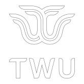 Medium Decal-Institutional TWU