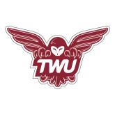 Large Decal-Owl TWU