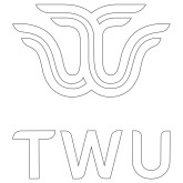 Extra Large Decal-Institutional TWU