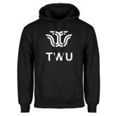 Black Fleece Hoodie-Institutional TWU