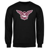 Black Fleece Crew-Owl TWU