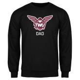 Black Fleece Crew-Dad Owl TWU