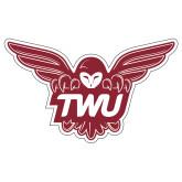 Extra Large Magnet-Owl TWU