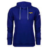 Adidas Climawarm Royal Team Issue Hoodie-Secondary Mark