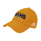 Adidas Gold Slouch Unstructured Low Profile Hat-Primary Mark