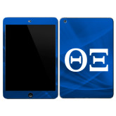 iPad Mini 3 Skin-Greek Letters - One Color