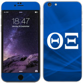 iPhone 6 Plus Skin-Greek Letters - One Color
