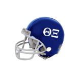 Riddell Replica Royal Mini Helmet-Greek Letters - One Color