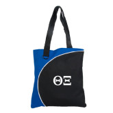 Lunar Royal Convention Tote-Greek Letters - One Color