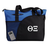 Excel Royal Sport Utility Tote-Greek Letters - One Color