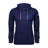 Adidas Climawarm Navy Team Issue Hoodie-Greek Letters - One Color