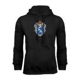 Black Fleece Hoodie-Crest