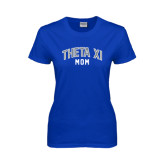 Ladies Royal T Shirt-Arched Mom