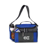 Edge Royal Cooler-Greek Letters - One Color