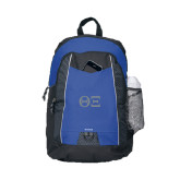 Impulse Royal Backpack-Greek Letters - One Color