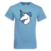 Light Blue T Shirt-Unicorn
