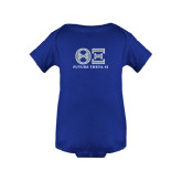 Royal Infant Onesie-Greek Letters - Future Theta Xi