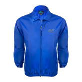 Royal Wind Jacket-Greek Letters - One Color