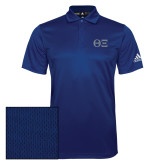 Adidas Climalite Royal Game Time Polo-Greek Letters - One Color