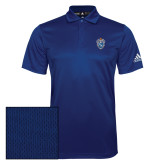 Adidas Climalite Royal Grind Polo-Crest