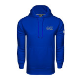 Under Armour Royal Performance Sweats Team Hood-Greek Letters - One Color