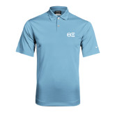Nike Dri Fit Light Blue Pebble Texture Sport Shirt-Greek Letters - One Color