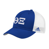 Adidas Royal Structured Adjustable Hat-Greek Letters - One Color