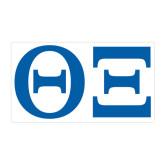 Large Magnet-Greek Letters - One Color