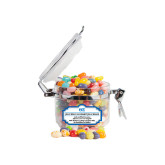 Jelly Belly Small Round Canister-Greek Letters - One Color