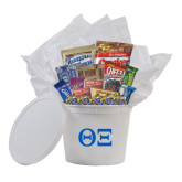 College Care Package Survival Kit-Greek Letters - One Color